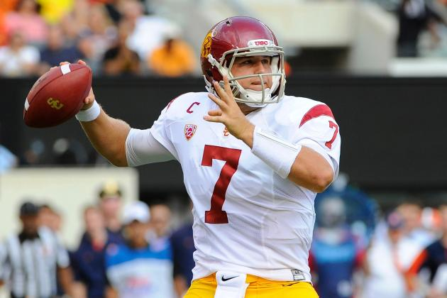 Matt Barkley's Methodical Big Game in the Big Apple Keeps Heisman Hopes on Track