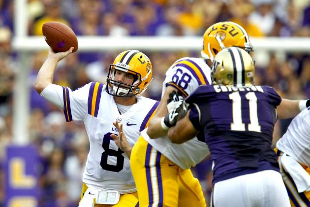 Washington vs. LSU: Live Scores, Analysis and Results