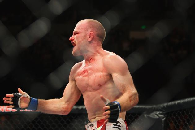 Martin Kampmann Focused on Johny Hendricks, Fires Warning Shot at GSP