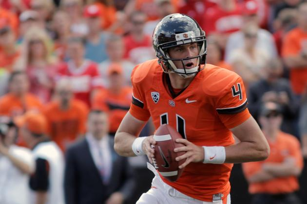 Oregon State Defeats Wisconsin in Shocking Upset