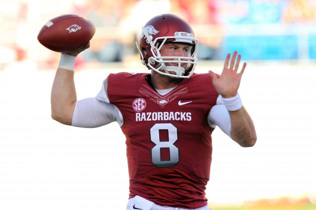 Tyler Wilson Injury: Updates on Arkansas QB's Collarbone Injury