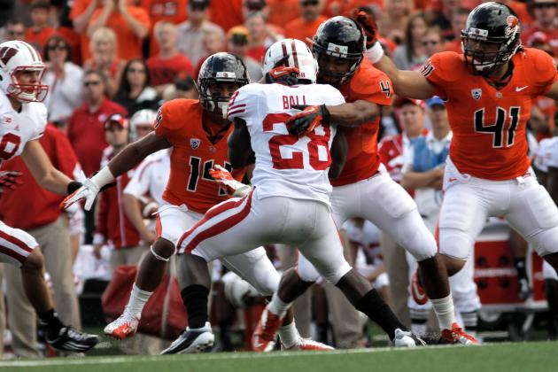 Oregon State vs. Wisconsin: Beavers Upset Badgers Thanks to Defense