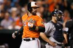 Orioles' OF Markakis Breaks Thumb, Out 6 Weeks