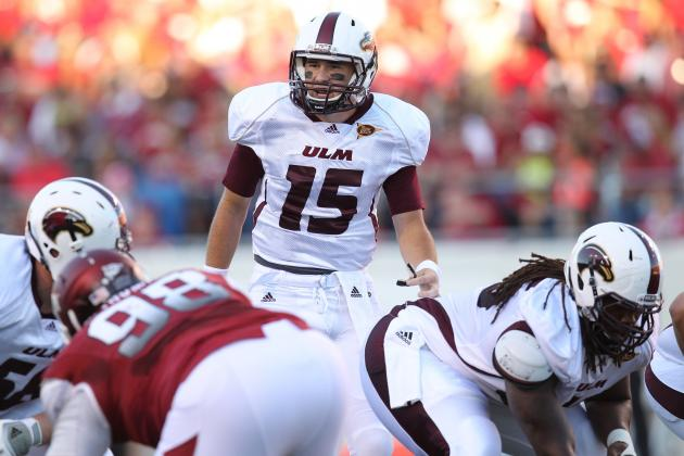 Louisiana-Monroe Warhawks Upset No. 8 Arkansas for Defining Win