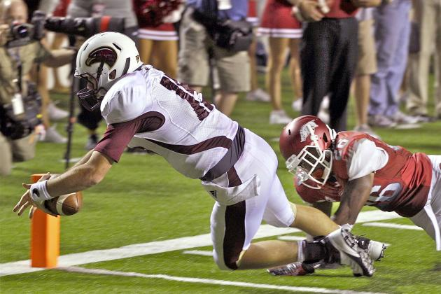 Louisiana-Monroe vs. Arkansas: Twitter Reacts to Warhawks' Shocking Upset