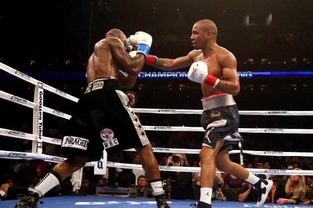 Andre Ward vs. Chad Dawson: Ward Dominates, TKO's Dawson in Tenth