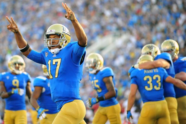 Jim Mora Engineers UCLA to a 36-30 Upset over No. 16 Nebraska