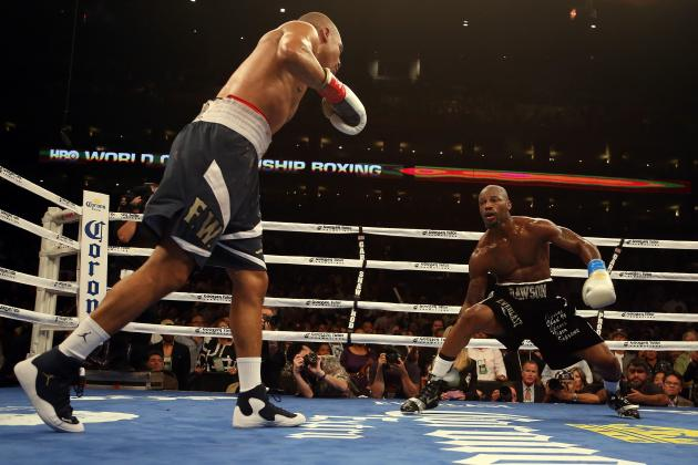 Andre Ward TKOs Chad Dawson in 10: Boxing Has a New Superstar