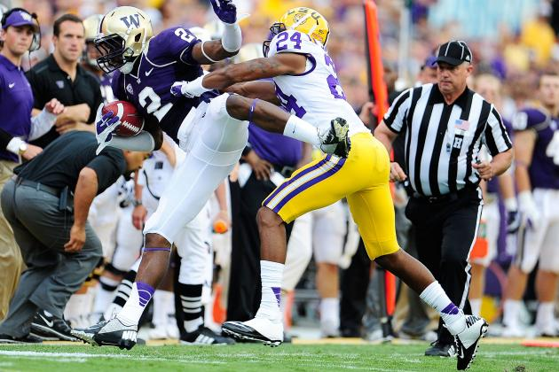 LSU's Beatdown Over Washington Further Proves Tigers Defense Is Beyond Great