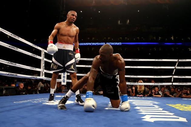 Andre Ward KOs Chad Dawson, Asserting His Place Among Pound-for-Pound Best
