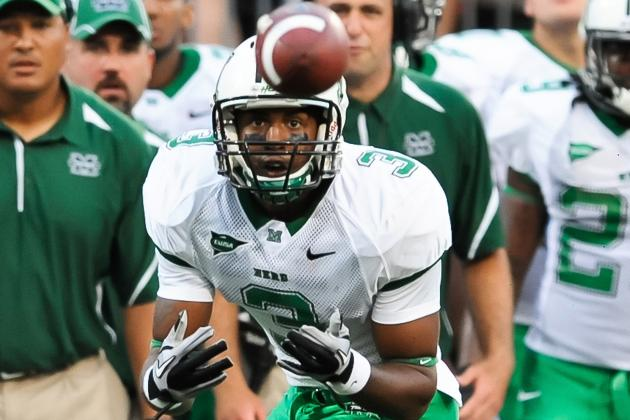 Marshall Thunders over WCU 52-24: Herd Ready for Ohio University