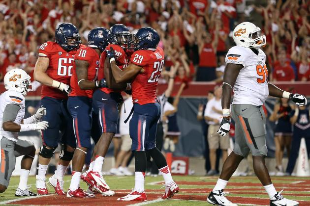 Arizona Wildcats Defeat No. 18 Oklahoma State Cowboys in Huge Upset