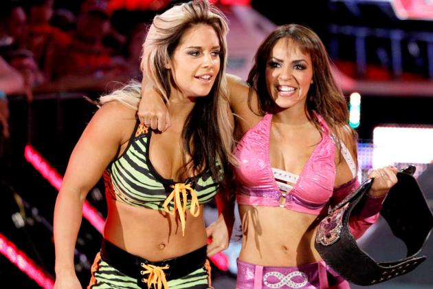 Wrestling Today: Is There a Place for Women's Tag in WWE and TNA?