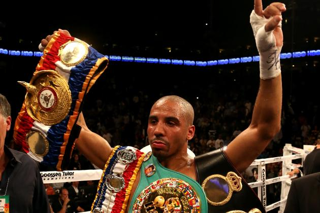 Did Andre Ward's 10th-Round Destruction of Chad Dawson Make Him P4P King?