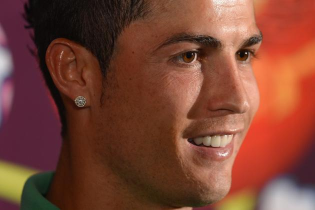 Cristiano Ronaldo Is the Most Image-Obsessed Player on the Planet, Says Rooney