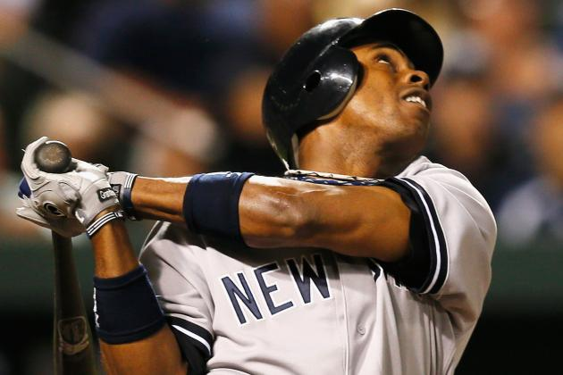 Curtis Granderson Must Sit If New York Yankees Are to Win AL East