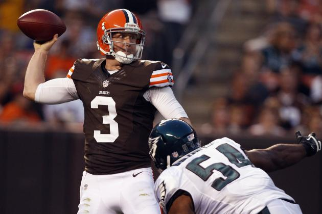 Philadelphia Eagles vs Cleveland Browns: Live Scores, Highlights and Analysis