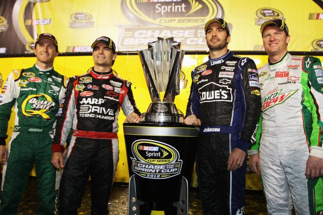 NASCAR Sprint Cup Standings: Stars That Will Shine in Final 10 Races