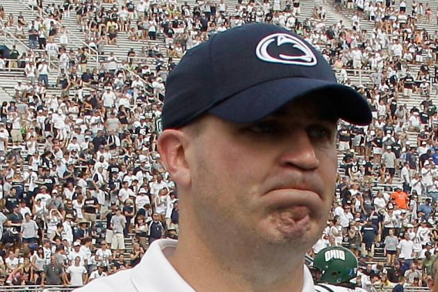 Penn State Football: Loss at Virginia Not All Bad for Nittany Lions