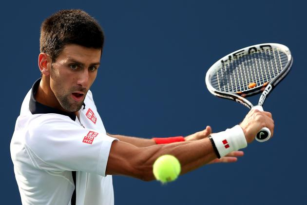 Novak Djokovic vs. David Ferrer: Live Score and Highlights from U.S. Open 2012