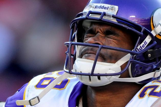 Adrian Peterson: What to Expect from Minnesota Vikings' Star in Week 1