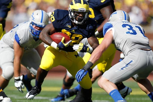 Michigan Football: Wolverines Should Be Among Nation's Elite by 2014