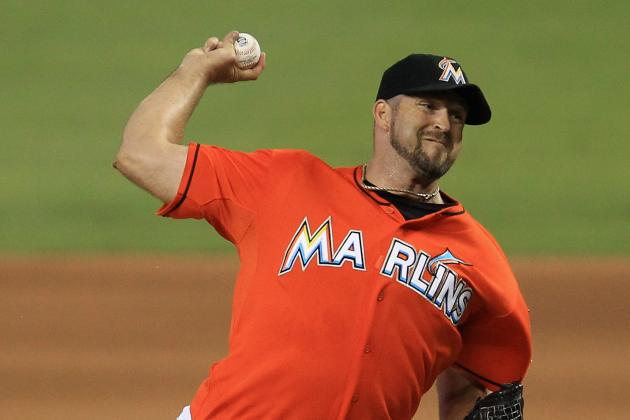 Heath Bell Blows Yet Another Game for the Miami Marlins