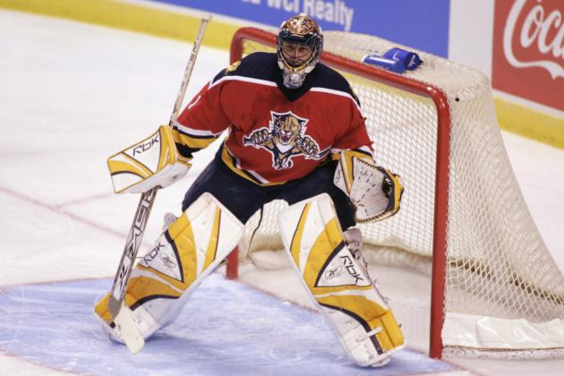 NHL Trade Ideas: How Roberto Luongo Can Be Dealt to the Florida Panthers