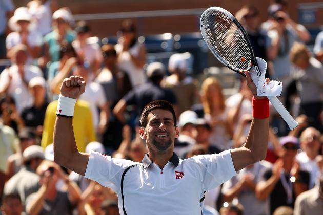 Novak Djokovic vs. David Ferrer: US Open Semifinal Recap, Analysis and More