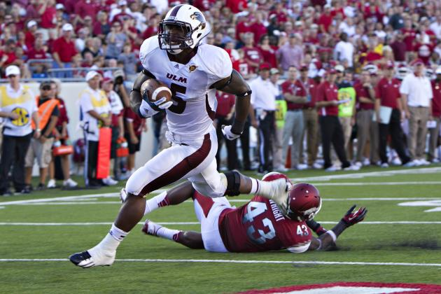 AP College Football Rankings: How Arkansas Made Historic Slide out of the Poll