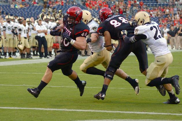 Rocky Long's San Diego State Aztecs Dominate Army 42-7