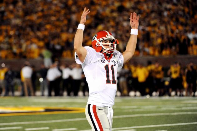 Georgia Bulldogs Football: Win vs. Missouri Sets Stage for an SEC East Title Run