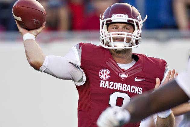 Arkansas Football: How Tyler Wilson's Injury Will Affect Razorbacks