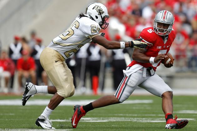 Ohio State Football: Braxton Miller Looks Like Tim Tebow Through 2 Games