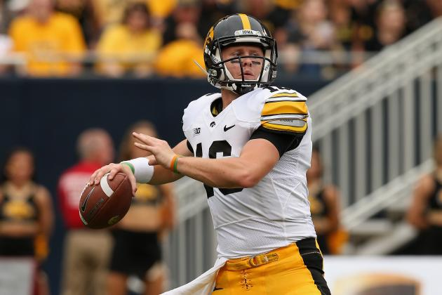 Iowa Football: Time Is Ticking on James Vandenberg's Hawkeyes Career