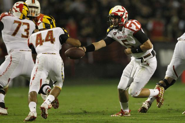 Sunday Review: Backfield Depth Has Terps Closing out Games