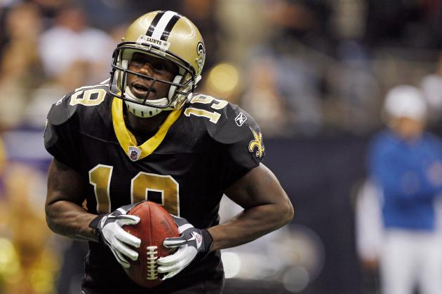 Devery Henderson Injury: Updates on Saints WR's Head Injury