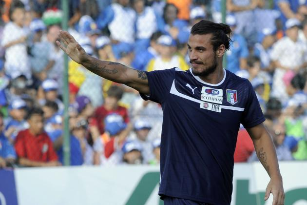 Italy vs. Malta: Live Stream, TV Info and Preview for 2014 World Cup Qualifier