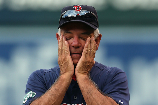 Boston Red Sox: Bobby Valentine Has Officially Failed