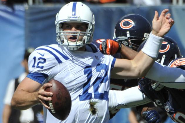 Chicago Bears vs. Indianapolis Colts: Week 1 Live Score, Analysis