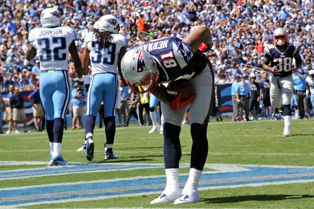 Patriots vs. Titans: Which Patriots Deserve Game Balls?
