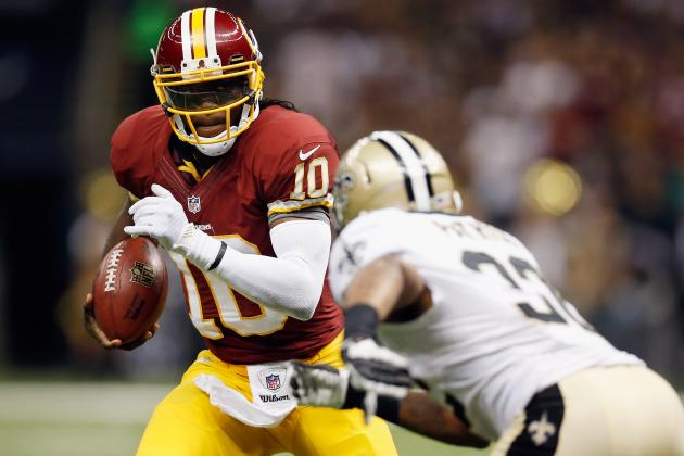Washington Redskins vs New Orleans Saints: Live Score, Analysis for NFL Week 1