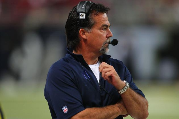 St. Louis Rams: Grading the 27-23 Loss to Detroit