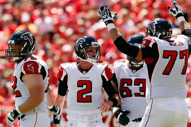 Bad Defense and Miscues Result in Falcons Blowout of Chiefs