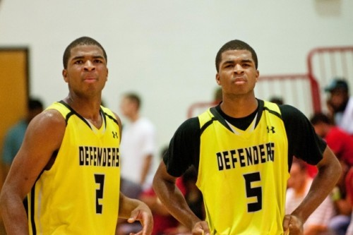 College Basketball Recruiting: Comparing Harrison Twins to NBA Players