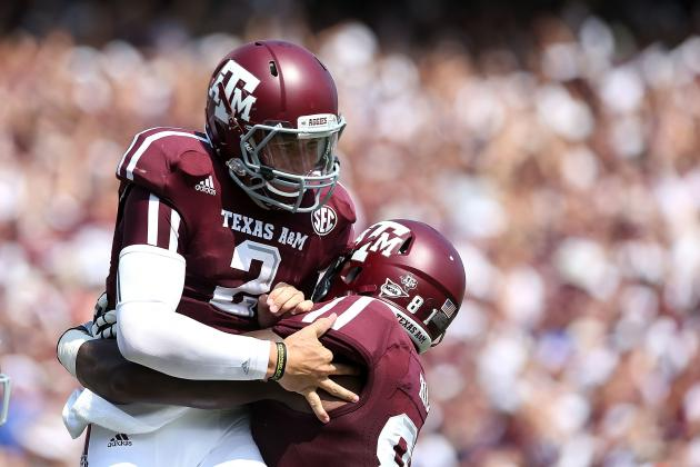 Texas A&M Football: Aggies' Loss to Florida Reason for Concern Going Forward