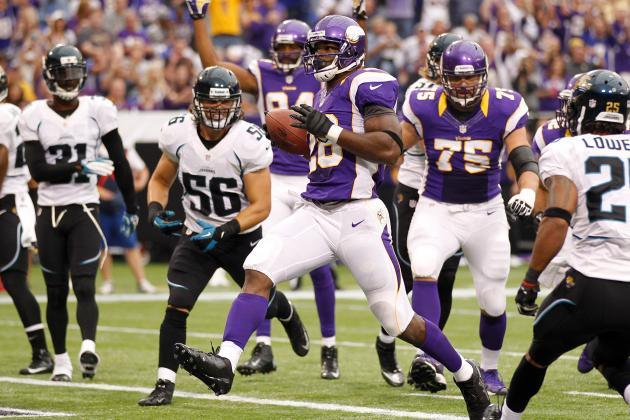 Jacksonville Jaguars vs. Minnesota Vikings: Live Score, Analysis for NFL Week 1