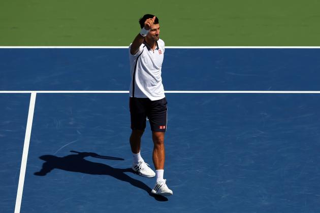 U.S. Open 2012 Prediction: Novak Djokovic Will Win Second Consecutive Title