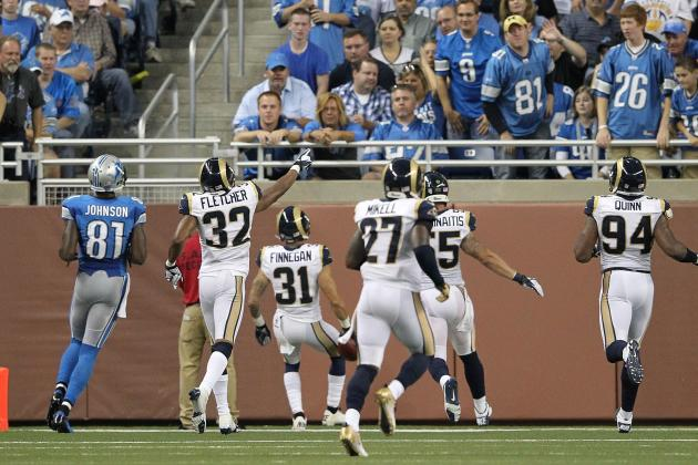 Matt Stafford Mistakes Mar Overall Good Opener for the Detroit Lions