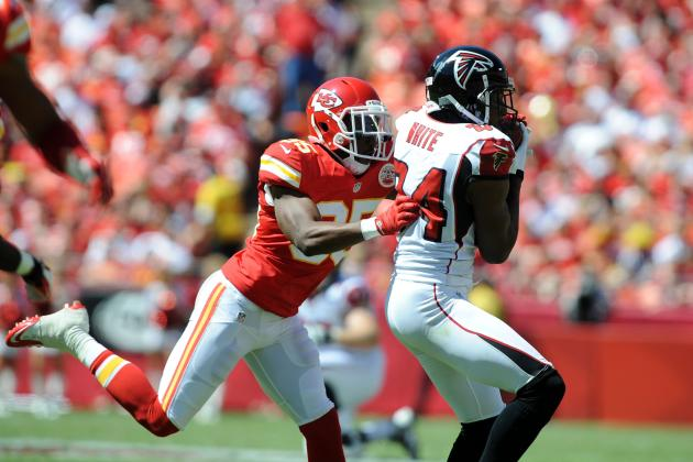 Kansas City Offense Improved, Defense Weak in 40-24 Loss to Falcons